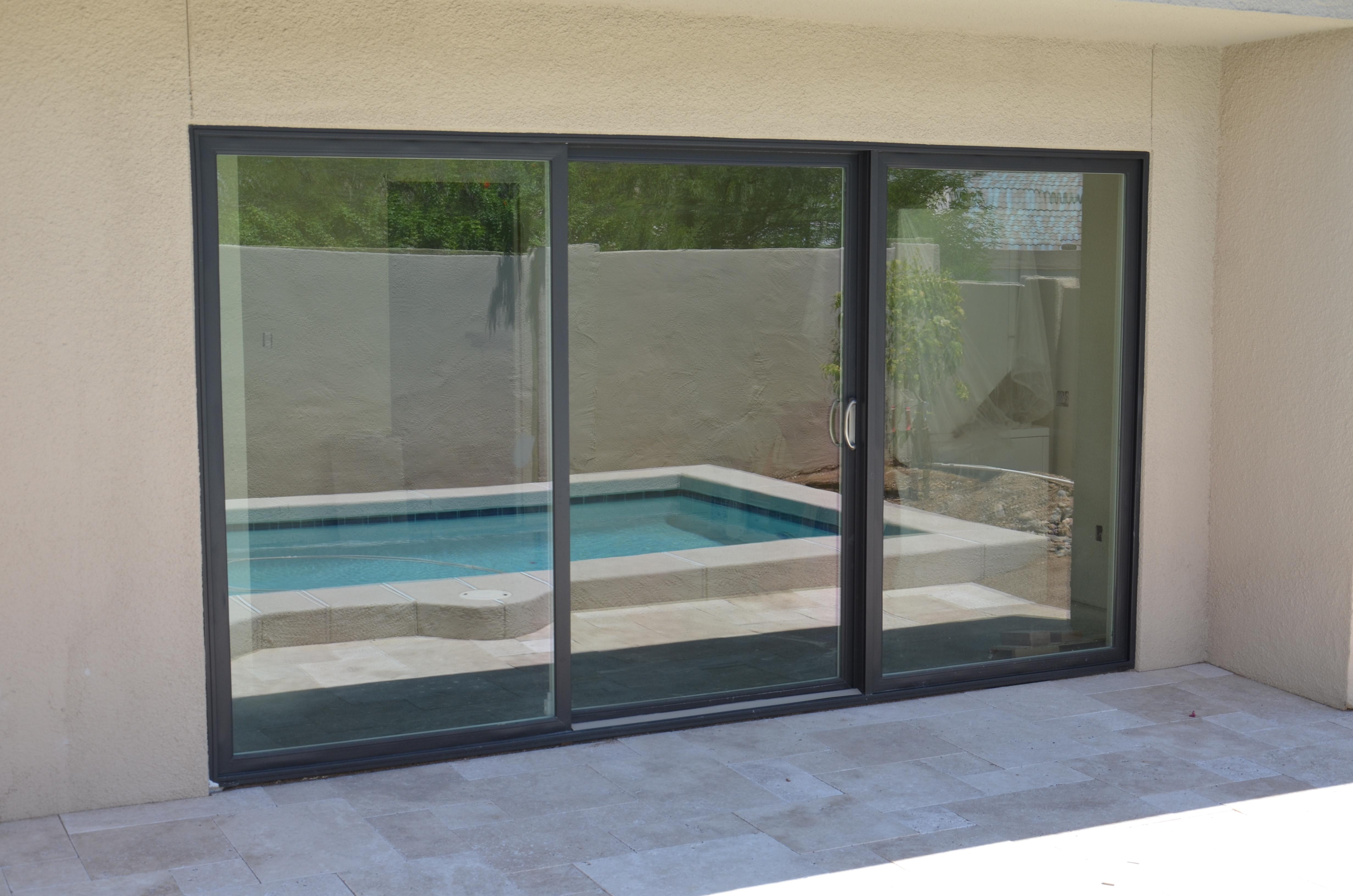 Sliding Glass Door Arizona Arcadia Window Door
