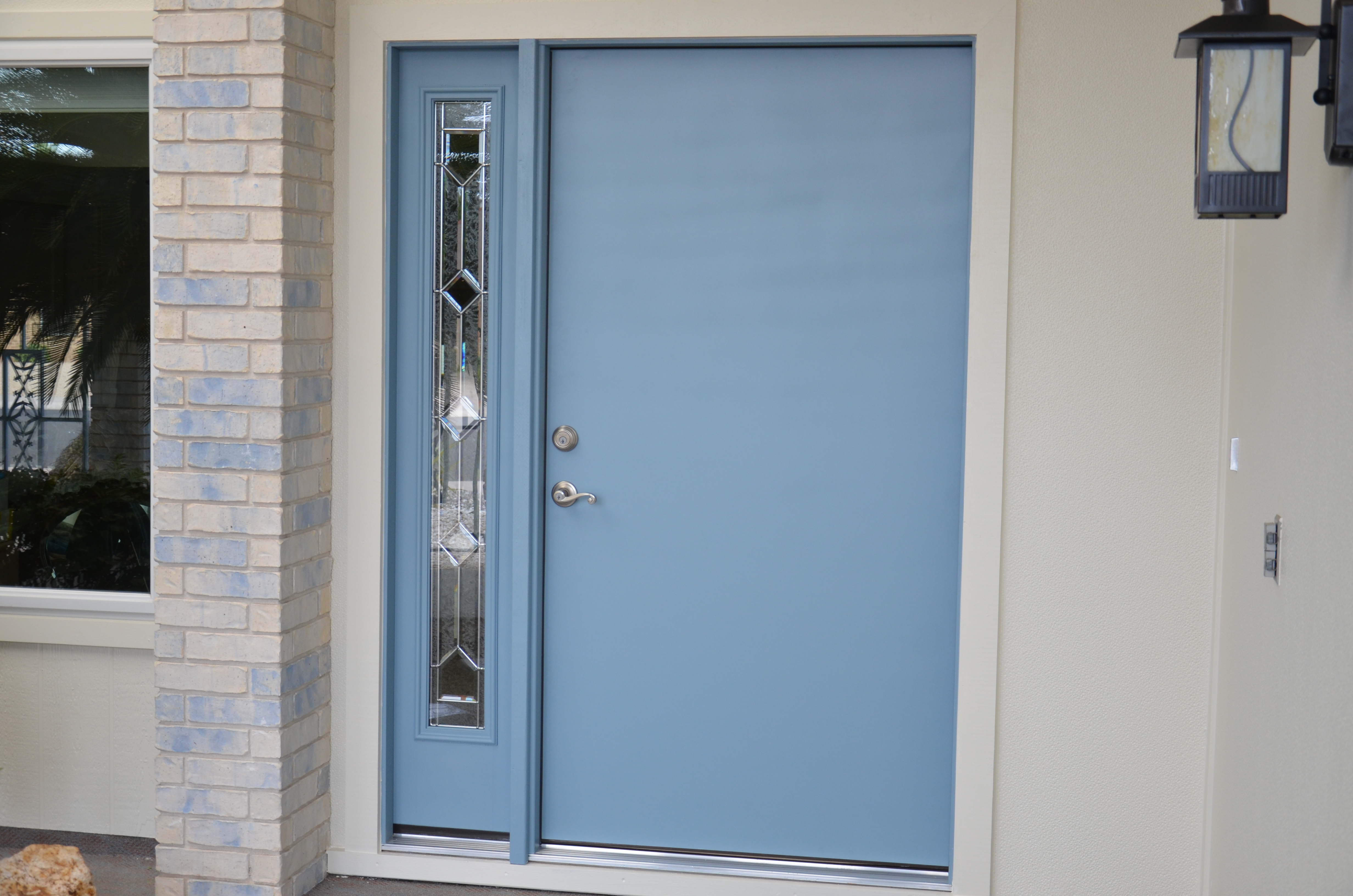 Entry Doors With Sidelights Arcadia Window Amp Door