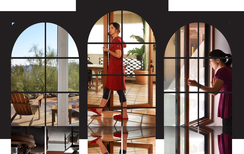 Custom Windows Doors Arcadia Window Door